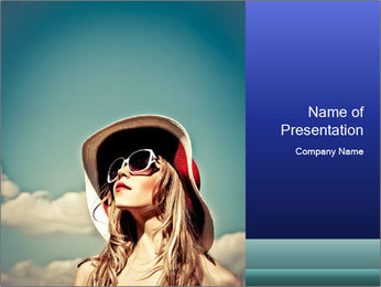 0000071281 PowerPoint Template - Slide 1