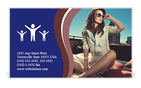 0000071290 Business Card Template