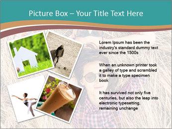 0000071313 PowerPoint Templates - Slide 23