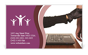 0000071321 Business Card Template