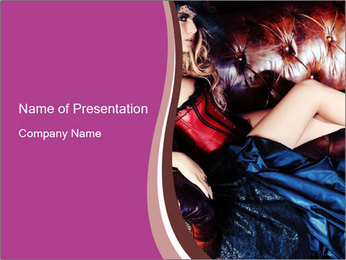 0000071323 PowerPoint Template - Slide 1