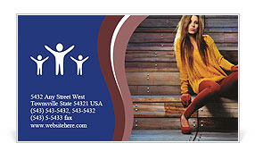 0000071328 Business Card Template