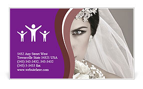0000071337 Business Card Template