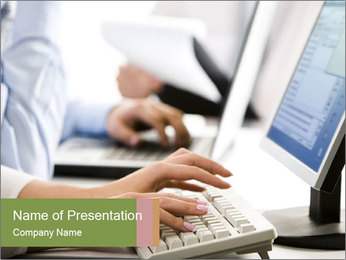 0000071342 PowerPoint Template - Slide 1