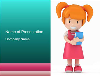 0000071350 PowerPoint Template - Slide 1