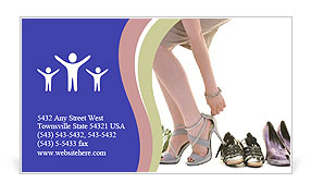 0000071367 Business Card Template
