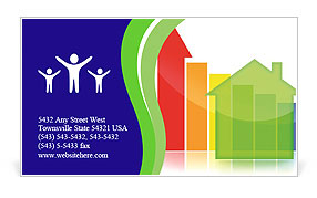 0000071399 Business Card Template