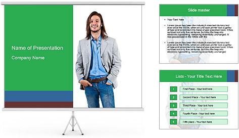 0000071400 PowerPoint Template