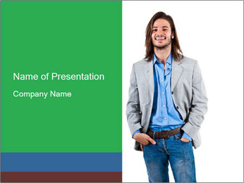 0000071400 PowerPoint Template - Slide 1