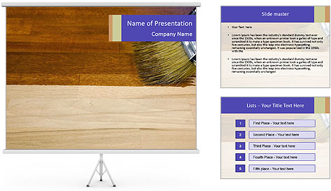 0000071407 PowerPoint Template