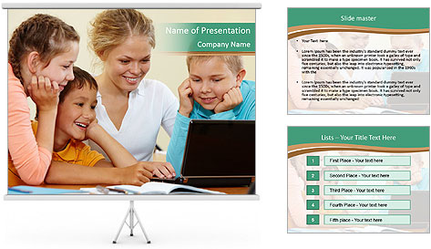 0000071410 PowerPoint Template