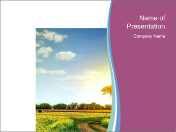 0000071424 PowerPoint Template - Slide 1