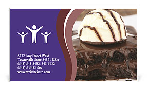 0000071444 Business Card Template
