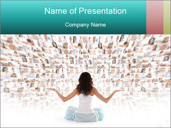 0000071450 PowerPoint Template - Slide 1