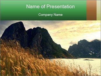 0000071457 PowerPoint Template - Slide 1