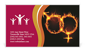 0000071475 Business Card Template