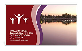 0000071480 Business Card Template