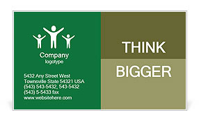 0000071496 Business Card Templates