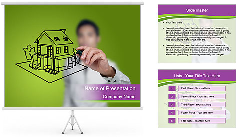 0000071501 PowerPoint Template
