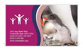0000071502 Business Card Template
