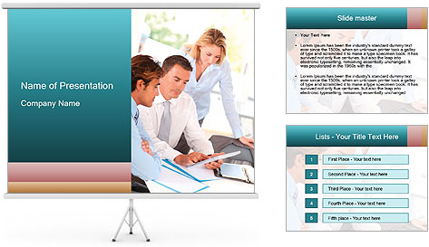 0000071507 PowerPoint Template