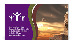 0000071508 Business Card Template