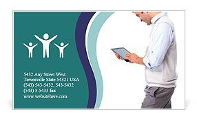 0000071509 Business Card Template