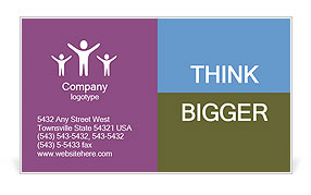 0000071522 Business Card Template