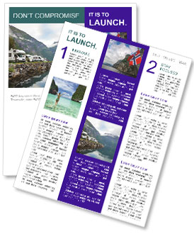 0000071533 Newsletter Templates