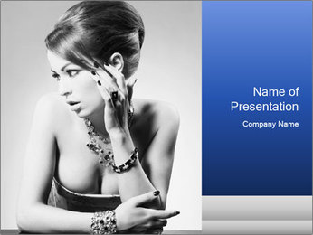 0000071538 PowerPoint Template - Slide 1