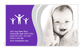 0000071545 Business Card Template