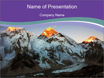 0000071550 PowerPoint Template - Slide 1