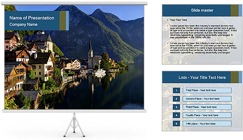 0000071557 PowerPoint Template