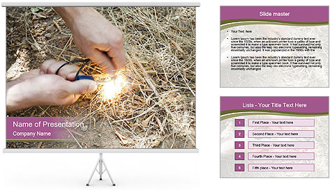 0000071558 PowerPoint Template