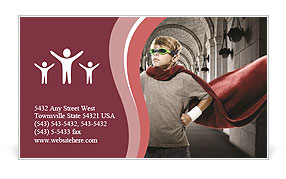 0000071573 Business Card Template