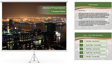 0000071576 PowerPoint Template