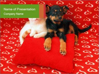 0000071640 PowerPoint Templates - Slide 1