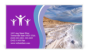 0000071642 Business Card Template