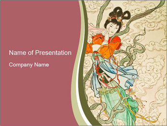 0000071644 PowerPoint Template - Slide 1