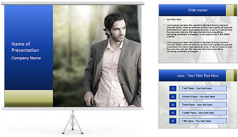 0000071645 PowerPoint Template