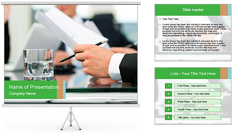 0000071647 PowerPoint Template