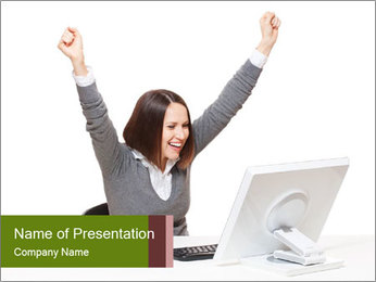 0000071668 PowerPoint Template - Slide 1