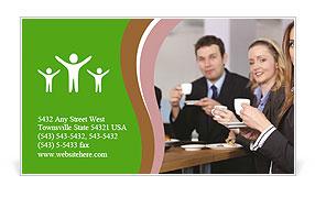 0000071680 Business Card Template