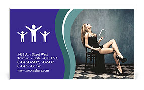 0000071683 Business Card Template