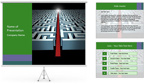 0000071699 PowerPoint Template