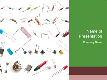 0000071706 PowerPoint Template - Slide 1
