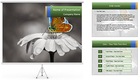 0000071709 PowerPoint Template