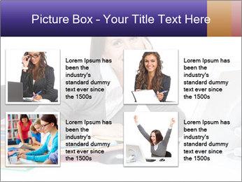 0000071710 PowerPoint Template - Slide 14
