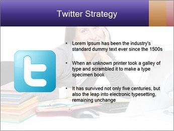 0000071710 PowerPoint Template - Slide 9