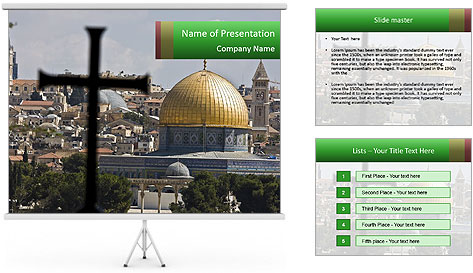 0000071722 PowerPoint Template